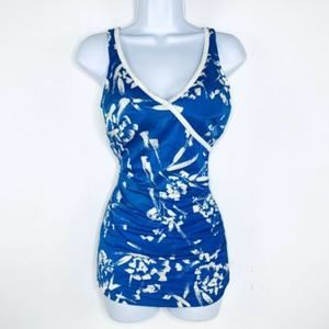 Mainstream Vintage Swimsuit Pin Up VLV 1PC